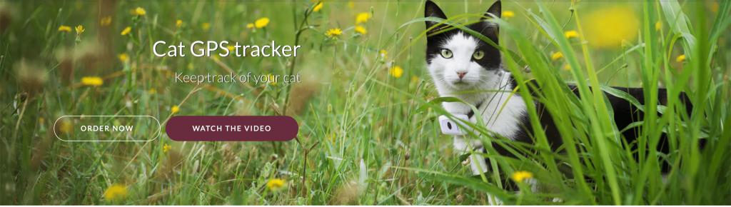Weenect Cat GPS Tracker Buy Now Banner